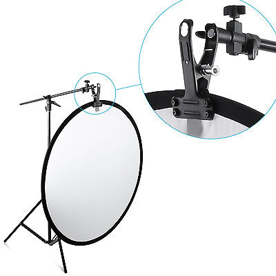 Neewer Quick Clip Clamp with 3/8 Screw Mount for Studio Light Background Muslins