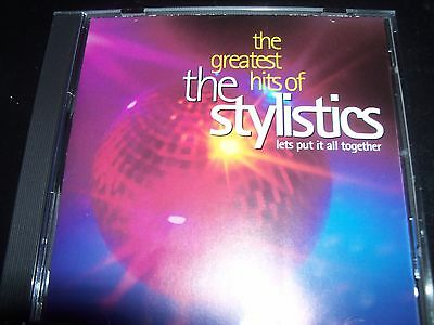 The Stylistics The Greatest Hits Of Very Best Of CD – Like New