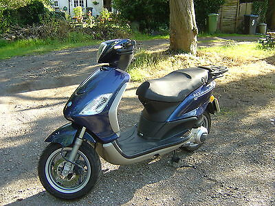 piaggio fly 125 engine [scooter breaking 2012 [complete running engine for sale