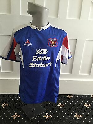 Multi Signed Carlisle United Shirt Circa 2005