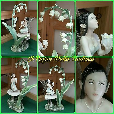 Veronese Fairy Elfen Fees Fata Lily Of The Valley By Rachel Anderson
