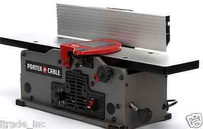 PORTER CABLE PC160JT 10-Amp Bench Jointer NEW NOT REFURBISHED Free Shipping