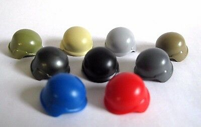 Brickarms MCH Modern Combat Helmet for Lego Minifigures -Pick your Color!-
