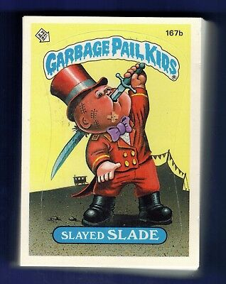 Complete Garbage Pail Kids 5Th Series 5 Gpk 88 Card Set 167Ab-206Ab+ Variations