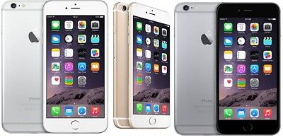 Apple iPhone 6 - 16GB 64GB T-MOBILE Smartphone Gold Gray Silver