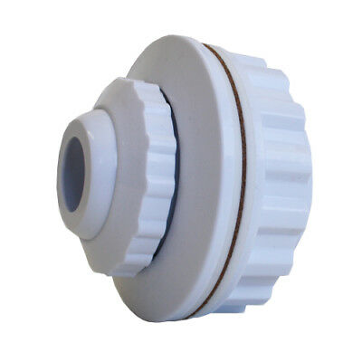 Pool Systems Threaded Eyeball for Fibreglass/Vinyl Pools