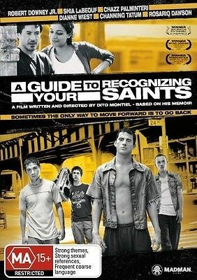 A Guide to Recognizing Your Saints - DVD Region 4 Brand New 2dvd set!