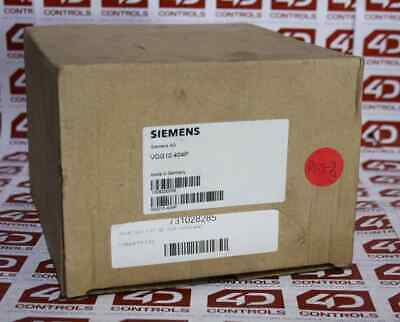 Siemens VGG10.404P Gas valve - New Surplus Open