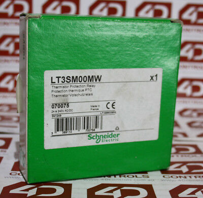 Telemecanique LT3SM00M Overload Relay - New Surplus Open