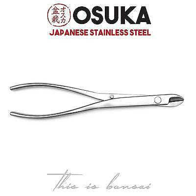 Long Handle Bonsai Wire Cutters 210mm – Japanese Stainless Steel