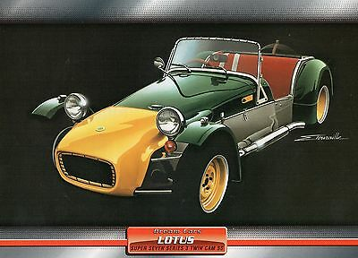 Lotus Super Seven Series 3 Twin Cam SS      Glossy   Picture (TA92)