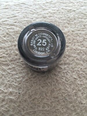 Barry M Fine Glitter Dust/body Glitter  No 25 Very Rare Free P+P