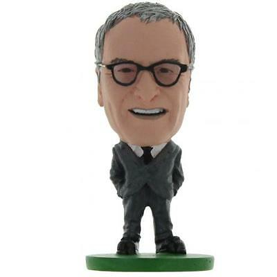 Official Licensed Football Product Leicester City SoccerStarz Claudio Ranieri