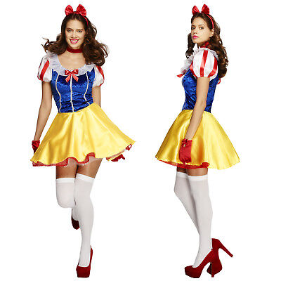 Smiffy's Fever Adults Fairytale Costume New Ladies Princess Fancy Dress Outfit