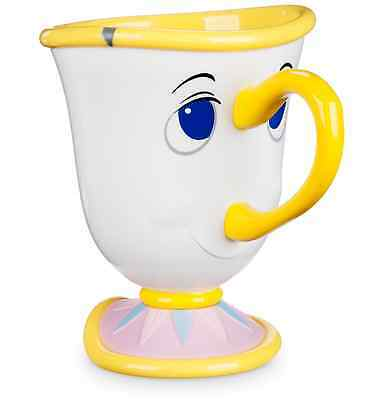 AUTHENTIC DISNEY Chip Cup Mug for Kids NWT