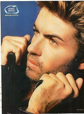George Michael       Mini Poster / Picture (MG85)