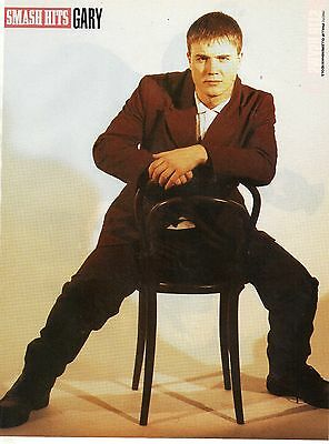 Gary Barlow    /  K7              Mini Poster / Picture (MH5)