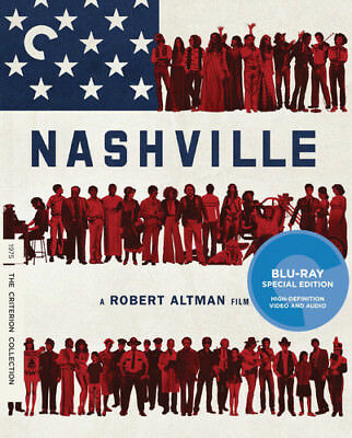 Nashville (Criterion Collection) [New Blu-ray] Restored, Special Edition, Wide