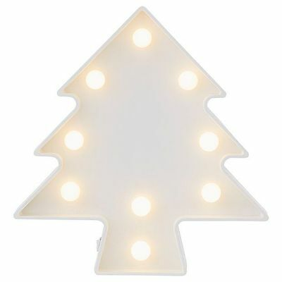 NEW Christmas Tree Marquee Light