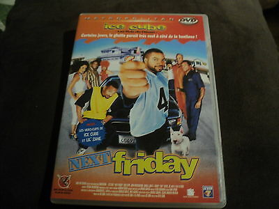 """DVD """"NEXT FRIDAY"""" Ice CUBE, Mike EPPS"""