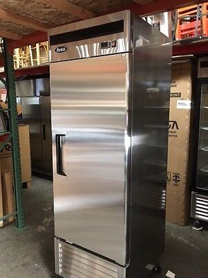 ATOSA MBF8501 Commercial Restaurant 1 DOOR STAINLESS FREEZER DING & DENT NEW
