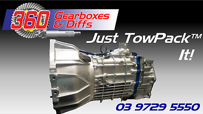 Toyota Landcruiser HDJ80 Gearbox H151 MODIFIED with 12Mth UNLMITED KM Warranty