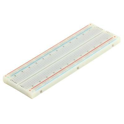 1pcs Protoboard MB-102 Solderless Breadboard Nickel Silver Gold Plated