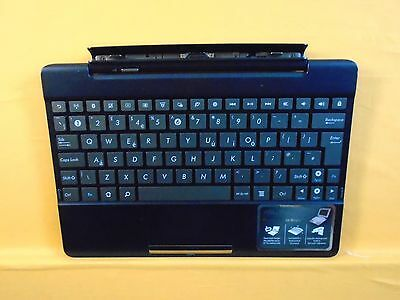 ASUS TRANSFORMER EEE PAD TF300 TF300T UK Tablet Keyboard Dock Navy Blue 005