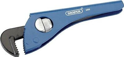 Draper 90026 225Mm Adjustable Pipe Wrench