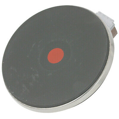 UNIVERSAL Solid Hob Plate Hotplate Cooking Element 2000W 180mm 8mm Rim Rapid