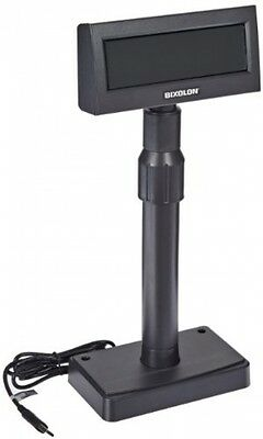 Bixolon BCD-1100 Vacuum Fluorescent Customer Pole Display With USB Interface,