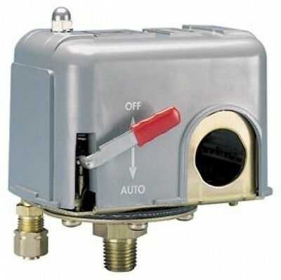 Square D By Schneider Electric 9013FHG59J52M1X Air-Compressor Pressure Switch,