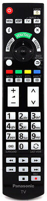 Panasonic N2QAYB000715 Original TV Remote Control