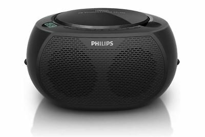 Philips Sound Machine Portable CD Player - Black (AZ100B)