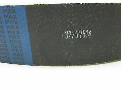 D/&D PowerDrive 3226V400 Variable Speed Belt