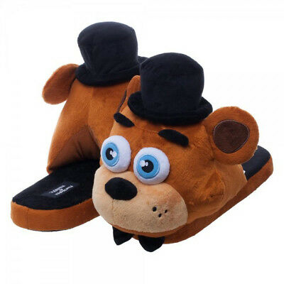Five Nights at Freddy's Unisex Slippers Large