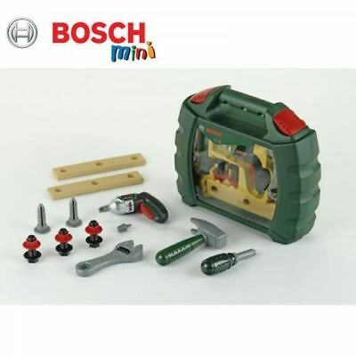 Brand New Bosch Mini Replica Toy set with carry case