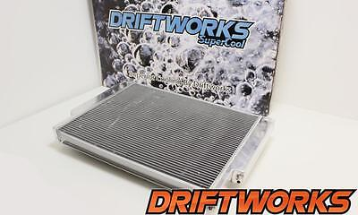 Driftworks SuperCool 42mm Radiator for BMW E36 M3 92-99 -