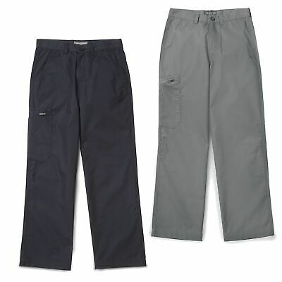 Craghoppers Childrens/Kids Kiwi Walking Trousers Travel Adventure Quick Dry