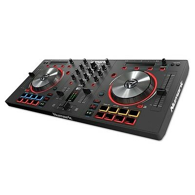Numark Mixtrack 3 USB 2-Channel All-in-One DJ Controller inc Warranty