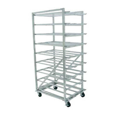 Advance Tabco CR10-162M Mobile Can Rack