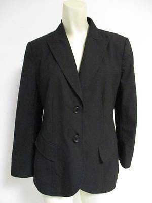 A Pea in the Pod NWT Stretch suiting Jacket Blazer Navy Small $128