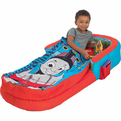 Thomas The Tank Engine My First Ready Bed, Air Bed & Sleeping Bag Combined