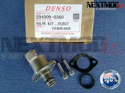 SUCTION CONTROL VALVE for NAVARA D22 D40 2.5 LITRE COMMON RAIL; SCV 294200-0360