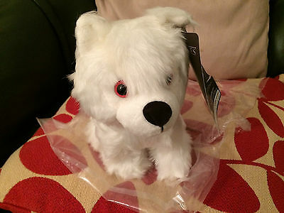 Game Of thrones  Ghost   direwolf  pup soft toy