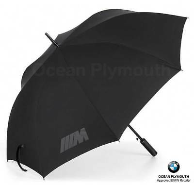 Genuine BMW M Umbrella - Black - 80232410916