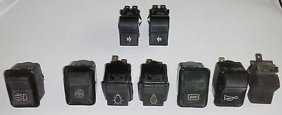 Fiat dino coupé 2.4 switches complet set