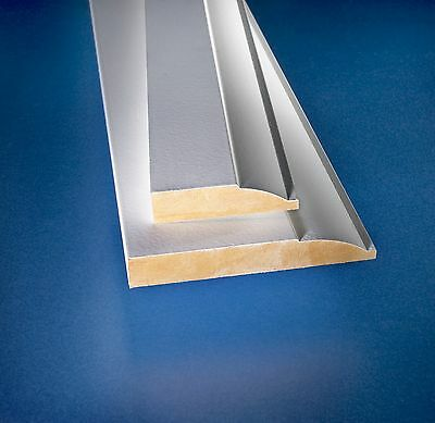 Superior Quality MR MDF Ovolo Skirting Boards *3 Metre lengths*