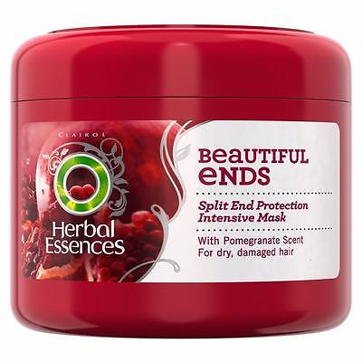 ** HERBAL ESSENCES BEAUTIFUL ENDS INTENSIVE MASK CONDITIONER 200ml NEW **