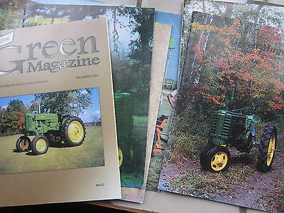 John Deere Green Magazine 2008 11 Issues LOTS More Years Listed